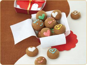 デコチョコクッキー