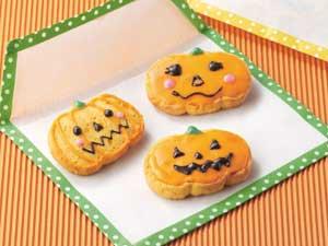 パンプキン クッキー