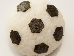 サッカーボールおにぎり