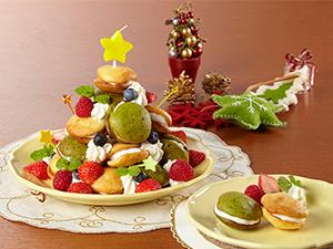 ウーピーパイのクリスマスツリー