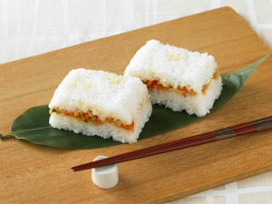 ゆうれい寿司おにぎり
