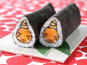 鬼巻き寿司