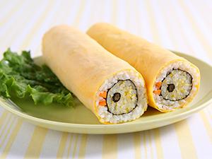 ひよこ巻き寿司