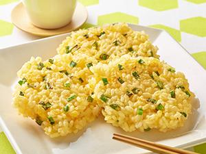 焼きTKG(卵かけごはん)