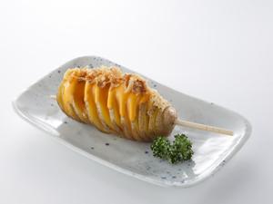 トルネードチーズポテト