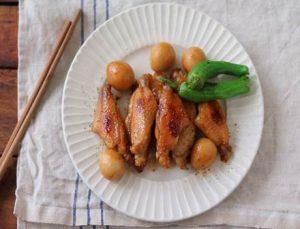 鶏手羽の中華煮込み