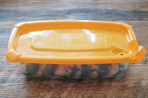 キチントさんレンジ対応保存容器(L)