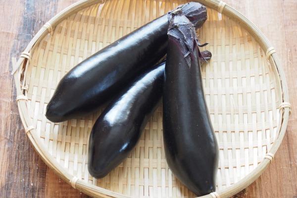 夏野菜の代表の1つ「なす」について。 栄養や保存方法は?