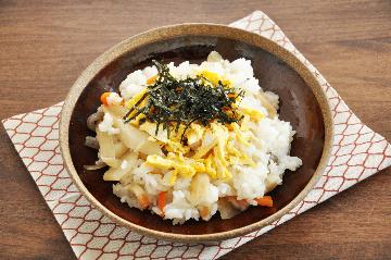 かき混ぜ寿司