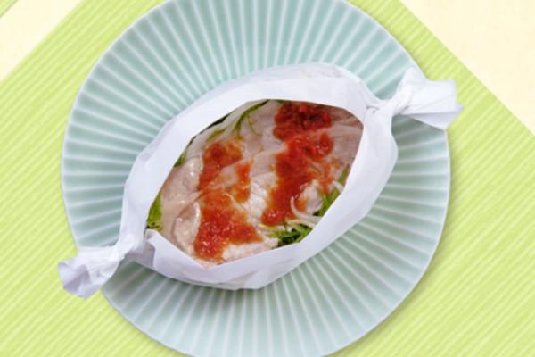 梅と豚肉、Wで代謝を活性化!「豚肉の梅蒸し」