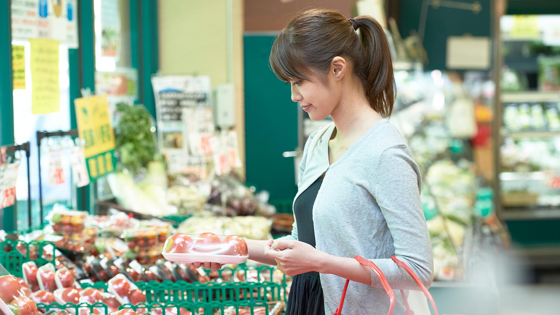 食品ロスは買い過ぎが原因?未使用食品の廃棄を解消するお買い物術